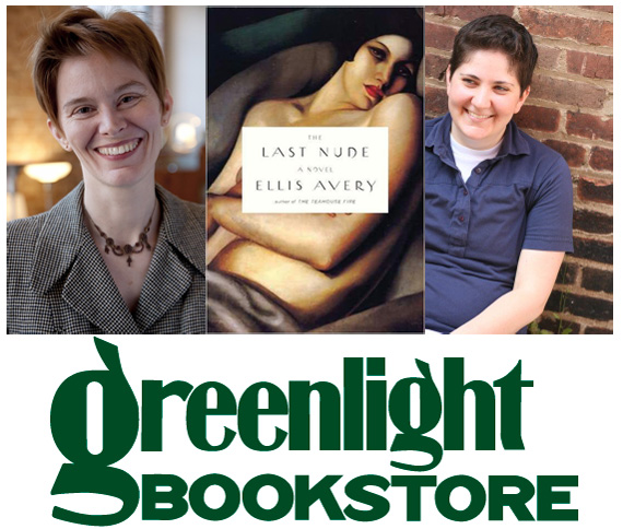 Ellis Avery at Greenlight Bookstore