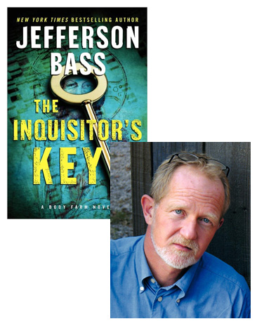 Jefferson Bass, The Inquisitor's Key