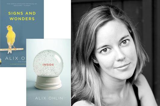 Alix Ohlin