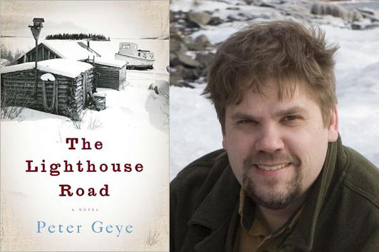 Peter Geye, The Lighthouse Road