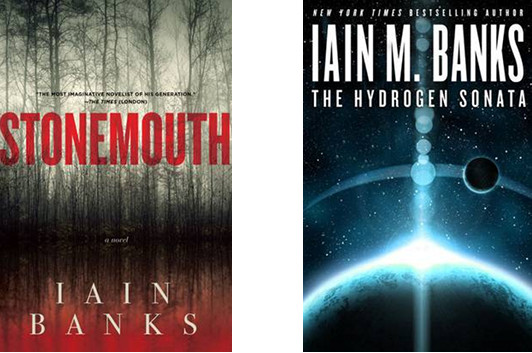 Iain Banks Book Covers