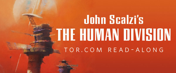 John Scalzi's The Human Division