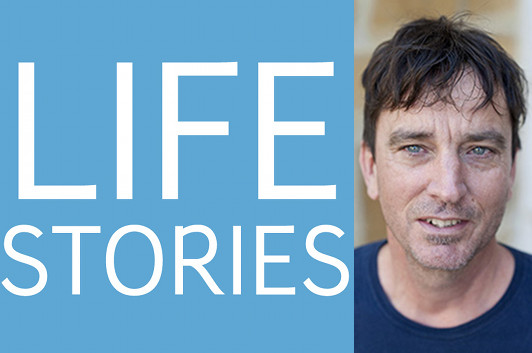 Life Stories: Nick Flynn