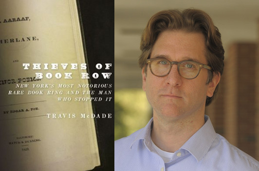 Travis McDade, Thieves of Book Row