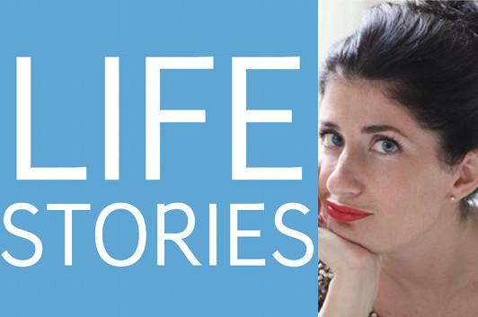 Life Stories: Jessica Dorfman Jones