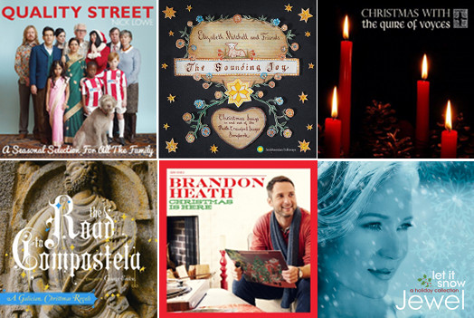 The Best Holidaysongs CDs of 2013