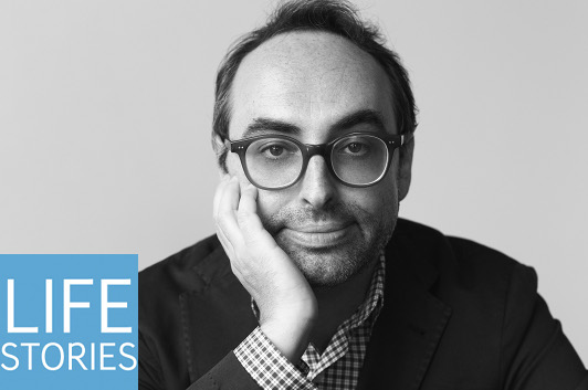 Life Stories: Gary Shteyngart