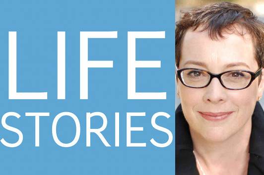 Life Stories: Julia Angwin