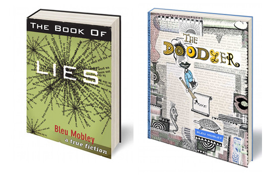 A Life in Books: The Book of Lies & The Doodler