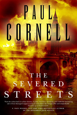 The Severed Streets cover art