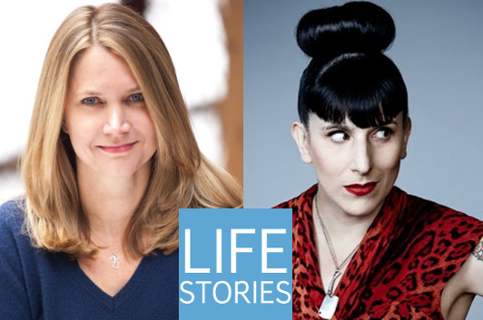 Life Stories: Andrea Petersen & Kat Kinsman
